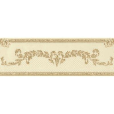 Бордюр Gracia Ceramica Visconti beige бежевый 03 8.5х25 (20шт)
